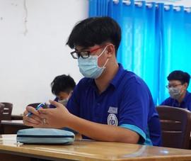 Khẩn trương kiểm tra học kỳ để tránh dịch