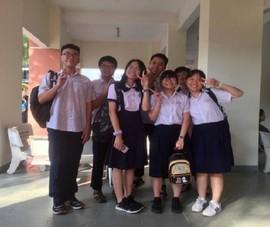 Trường Trung học Thực hành công bố điểm chuẩn lớp 10 chuyên