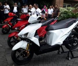 Xe máy điện Indonesia có giá 38.2 triệu đồng