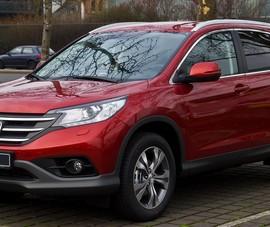 Cục Đăng kiểm yêu cầu Honda Việt Nam báo cáo lỗi trên xe CR-V