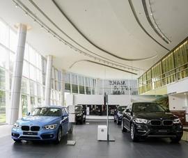 Giá lăn bánh 3 mẫu BMW hoàn toàn mới của THACO