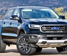 Doanh số xe bán tải tháng 6, Ford Ranger bỏ rơi các đối thủ