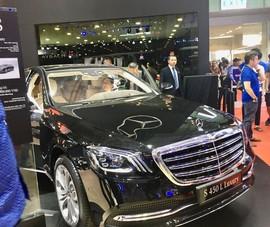 Hàng loạt ô tô sang giảm giá hơn 300 triệu đồng