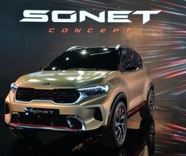 Sắp ra mắt mẫu SUV cỡ nhỏ cạnh tranh cùng Hyundai Kona