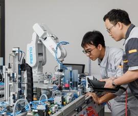 VinFast hợp tác đào tạo chuyên ngành cơ điện tử, kỹ thuật ô tô