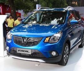 Doanh số xe phân khúc A năm 2020:  VinFast Fadil hạng nhất