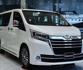 Tốp 10 xe bán ế tháng 1-2021: Toyota Granvia tiếp tục 'đội sổ'