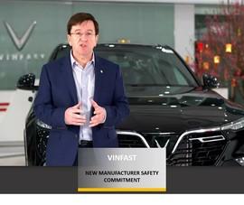 VinFast đạt 'hãng xe có cam kết cao về an toàn' ASEAN NCAP