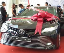 Bảng giá xe Toyota tháng 4: Rẻ nhất chỉ gần 400 triệu đồng