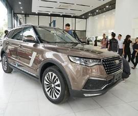 Lý giải nguyên nhân ô tô Trung Quốc nhập khẩu tăng sốc