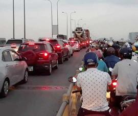 Phạt đơn vị quản lý cao tốc Long Thành - Dầu Giây vì để ùn tắc