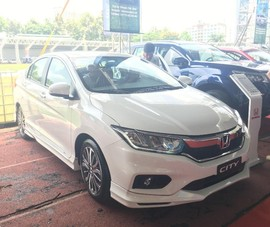 Bảng giá xe ô tô Honda: CR-V ưu đãi hơn 100 triệu đồng