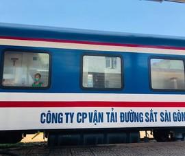 Đường sắt chỉ còn chạy hai đôi tàu Bắc - Nam hàng ngày