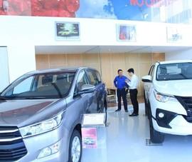 Bảng giá xe Toyota tháng 6: Vios chỉ 478 triệu đồng