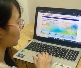 TP.HCM tạm ngưng cấp đổi bằng lái xe trực tiếp, chỉ nhận online