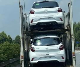 Hyundai Grand i10 NIOS bất ngờ xuất hiện trên đường phố