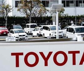 Toyota sẽ cắt giảm 40% sản lượng trên toàn cầu trong thời gian tới