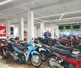 Loạt xe máy giảm giá tháng Ngâu, có mẫu xe bán ra chỉ từ 19 triệu đồng