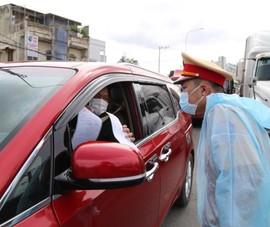 Đề nghị không phạt người có bằng lái xe hết hạn tại nơi giãn cách xã hội