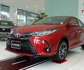 Thêm loạt ô tô giảm giá nhiều có cả Toyota Vios và Suzuki Ertiga