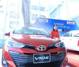 Bảng giá xe Toyota tháng 9: Vios có giá chỉ từ 441 triệu đồng