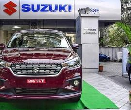 Suzuki triệu hồi hàng trăm ngàn xe trong đó có Ertiga và Ciaz