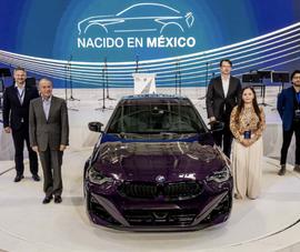 BMW trình làng 2 Series Coupe đầu tiên được sản xuất tại Mexico