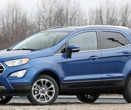 Ford sắp ngưng bán Ecosport để chuẩn bị cho mẫu bán tải mới giá 455 triệu đồng