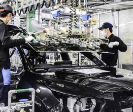 Thiếu hụt toàn cầu, Toyota và Nissan tăng mức dự trữ chip ô tô