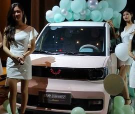 Giá chỉ 102 triệu đồng, mẫu ô tô này đang 'làm mưa làm gió' thị trường xe điện