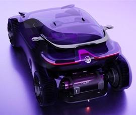 Chiếc xe điện lấy cảm hứng từ trò chơi điện tử