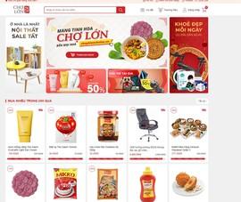 Lần đầu mở 'chợ phiên online' cho tiểu thương