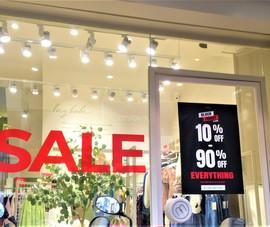 Black Friday: Thất vọng với hàng giảm giá khủng 90%