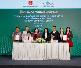 Thị trường hàng tiêu dùng Việt có thêm 1 'tân binh'