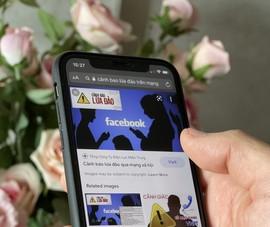 Cảnh giác với tin nhắn yêu cầu đăng nhập facebook để nhận quà