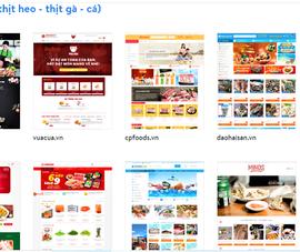 Địa chỉ 75 website bán nông sản, thực phẩm thiết yếu tại TP.HCM