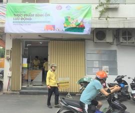 Bán hơn 17 tấn rau qua bưu điện trong ngày 16-7