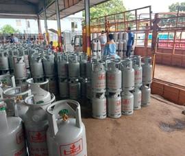Từ ngày mai, giá gas đồng loạt tăng thêm 12.000 đồng/bình 12kg