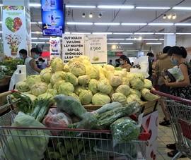TP.HCM: Nhiều mặt hàng thực phẩm tăng trong tháng 8