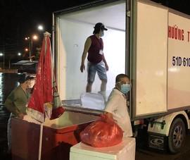 Sau 1 tuần mở cửa, chợ Bình Điền hoạt động ra sao?