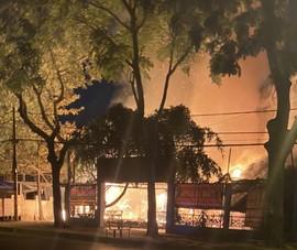 Quán cà phê ở Thủ Đức nghi bị phóng hỏa