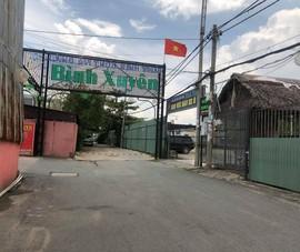 Kiến nghị điều tra sai phạm về xây dựng ở huyện Bình Chánh