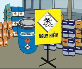 TP.HCM: Phát hiện 365 tấn hóa chất nguy hiểm ở KCN Tân Tạo