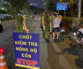 TP Thủ Đức không ùn tắc giao thông kéo dài dịp Tết