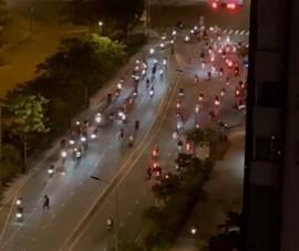 Truy xét cả trăm 'quái xế' chặn đường so kè tốc độ tại quận 7