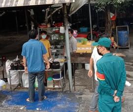 Phường An Khánh, TP Thủ Đức phạt gần 100 triệu đồng người vi phạm phòng dịch