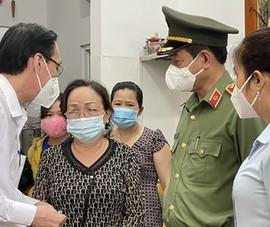 Thủ tướng đề nghị tặng Huân chương Chiến công cho Thượng úy hy sinh tại quận 6