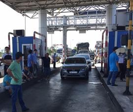 Miễn phí ô tô 17 xã, phường, BOT Ninh Lộc 'hạ nhiệt'
