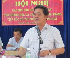 Bí thư Khánh Hòa phủ nhận tin xin nghỉ hưu trước tuổi