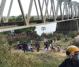 Trượt chân xuống sông Đà Rằng tử vong
